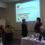 Skotlannin opintomatkasta: Self-directed support and Human Rights