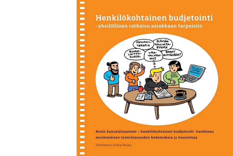 Julkaisuja ja opinnäytetöitä henkilökohtaisesta budjetoinnista