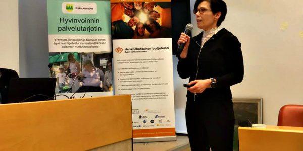 2019-4-10 Kainuu, Marita Pikkarainen