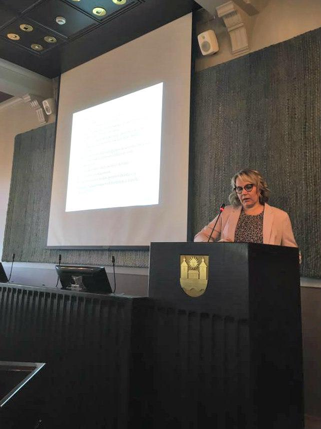 Marika Paasikoski-Junninen. Kuva: Sirkka Rousu
