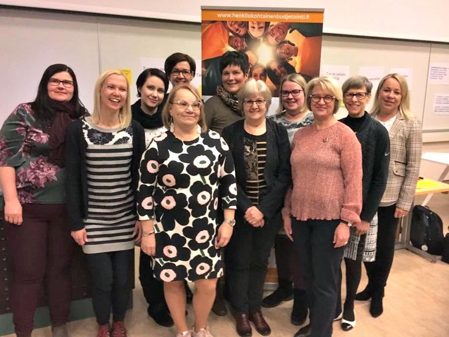 Porin HB-seminaarilaisia Porin seminaarilaisia 2.4.2019.